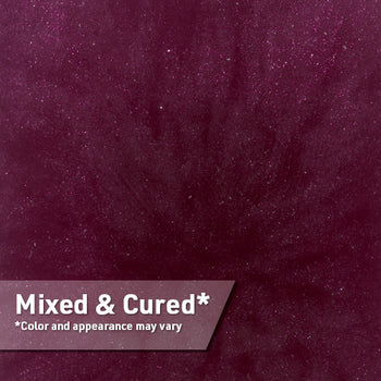 "WiseColor ""Purple People Eater"" Epoxy Colorant Powder / 5g, 15g, 50g"