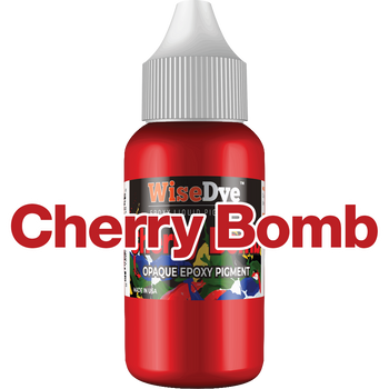 Cherry Bomb - Opaque Epoxy Pigment