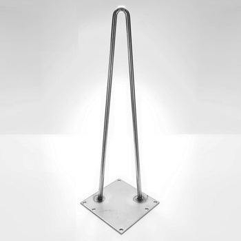 Hairpin Legs - Stainless Steel