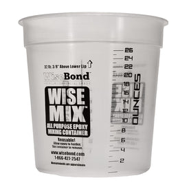 32oz Epoxy Mixing Container