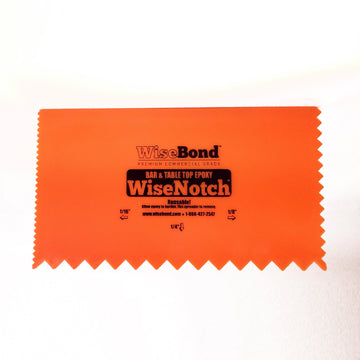 "Epoxy Spreader ""WiseNotch"""