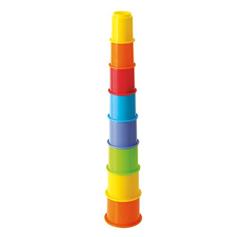 Playgo Rainbow Stackin' Cups (8 Piece)