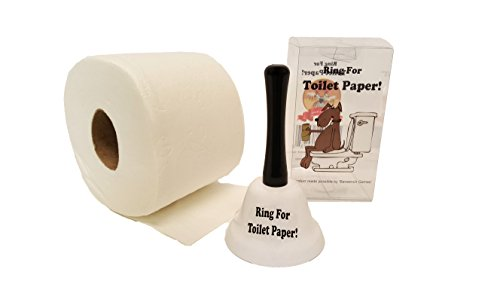 Barwench Ring Toilet Paper' Bell Games (Toilet Paper)