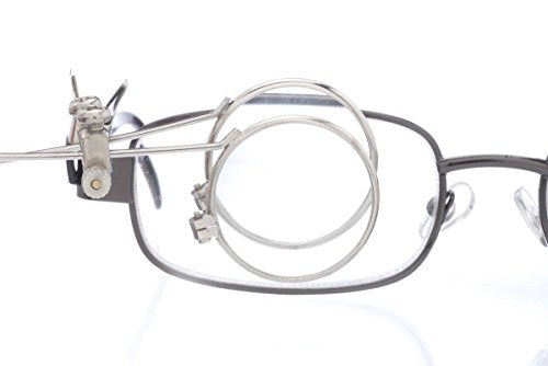 SE MI128-10 10x Magnification Double Lens Clip-On Loopy