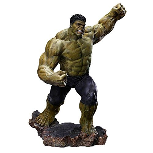 Dragon Models 1/9 Age Of Ultron Hulk Action Hero Vignette Building Kit