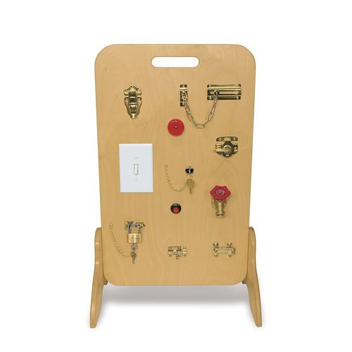 Tag Toys Rh10 Locks And Latches Activity Board