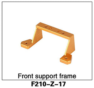 Walkera F210 Rc Helicopter Quadcopter Spare Parts F210-Z-17 Front Support Frame Bracket