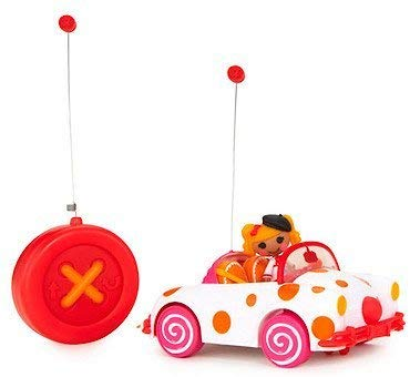 Lalaloopsy Mini Silly Fun House Rc Cruiser - 27 Mhz