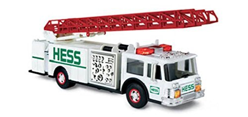 Hess Fire Truck With Dual Sound Siren - 1989