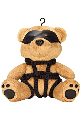 Teddy Bear Collectible Bondage Toy Doll - Billy