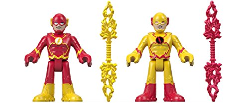 Fisher-Price Imaginext Dc Super Friends, Flash &Amp; Reverse Flash