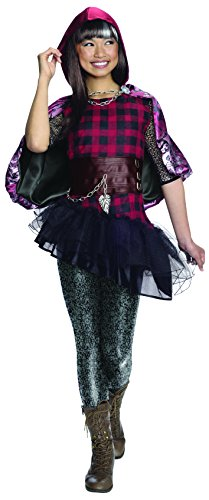 Ever After High Cerise Hood Deluxe Costume, Child'S Medium