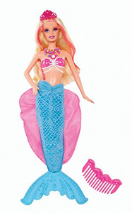 Barbie The Pearl Princess 2-In-1 Transforming Mermaid Doll