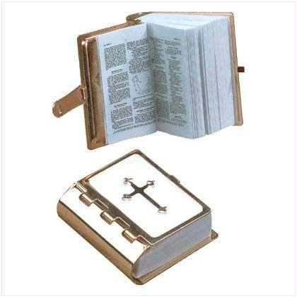 Brittany'S Mini Gold Bible Compatible With 18 Inch Dolls Such As American Girl Dolls