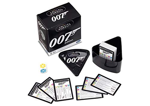 Winning Moves James Bond 007 Trivial Pursuit Game