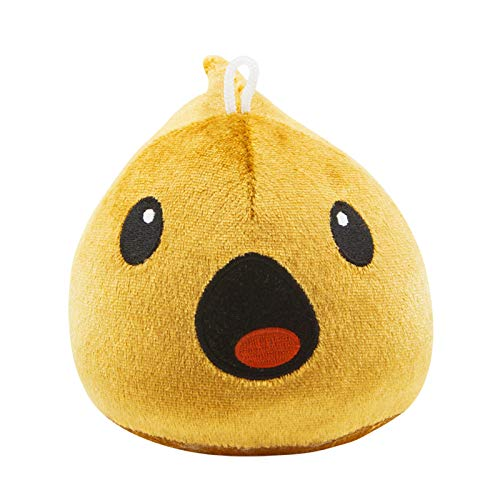 For Fans By Fans Gold Slime Rancher Plush 4  Mini Plush Collectable Soft Cuddly Plushy Toy
