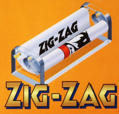 Rollers By Zig-Zag [Regular Size: 7.7Cm] [Rouleurs, Wickler - Maquinas De Liar] Qty 1