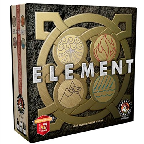 Rather Dashing Games Element Board Game
