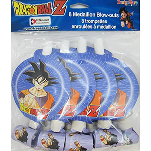 Dragonball Z Blowouts (8Ct)