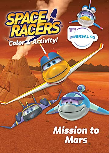 Space Racers Coloring &Amp