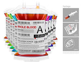 Halloween Blood Bags, Wynk Iv Blood Bags/Drink Container For Drinks With Syringe Halloween Party Cups For Halloween Zombie Party Christmas Carnival Theme Parties Children Funny Decoration