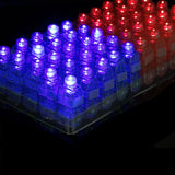 Led Finger Light Party Supplies  Glow In The Dark Party Favors For Kids & Adults (Bulk Toys Pack: 25 Each In Red, White, Blue & Green)