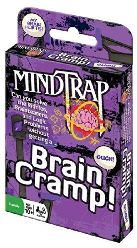 Outset Media Cobble Hill Mindtrap Brain Cramp Game (1 Piece)