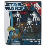 Star Wars A0793 104Th Battalion Wolf Pack Clone Troopers