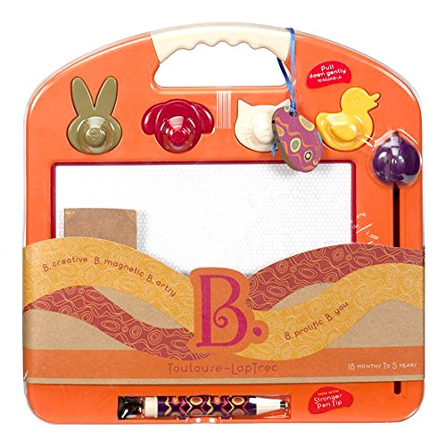 B. Toulouse Laptrec Magnetic Drawing Board - Tangerine Orange