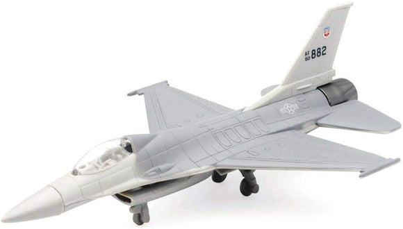 F-16 Fighting Falcon 1:72 Scale Model Kit (Assembly Required) By Sky Pilot