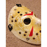 Friday The 13Th Hockey Mask Jason Vs Freddy Halloween Costume Mask