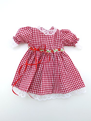 a0a5cd762a250 Little Red Riding Hood 18 Doll Dress | Fits 18 American Girl Dolls, Madame  Alexander, Our Generation, Etc. | 18 Inch Doll Clothes