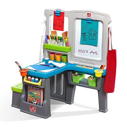Step2 Great Creations Art Center Art Desk Easel