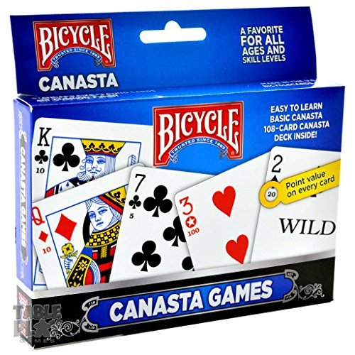 Bicycle Canasta Card Games Standard