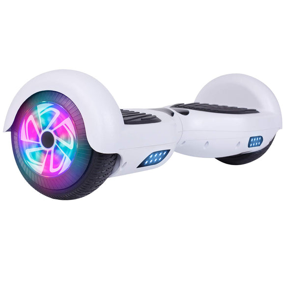Lieagle Hoverboard Self Balancing Scooter Bluetooth Speaker Hover Board For Kids Adults With Ul2272 Certified, Wheels Led Lights And Portable Carrying Bag (Graffiti)