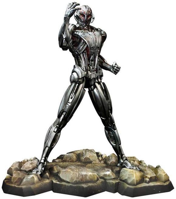 Dragon Models 1/9 Age Of Ultron Ultron (Multi-Pose Version) Action Hero Vignette Building Kit