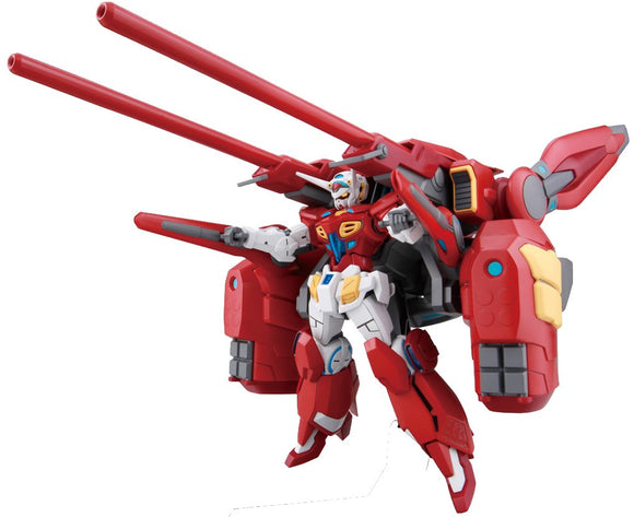 Bandai Hobby 1/144-Scale High Grade G-Self With Assault Pack Gundam Reconguista In G Action Figure