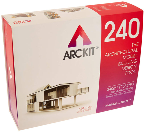 Arckit 240: 620+ Piece Kit