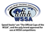 Speed Stacks Sets Pro Series 2 Black (Sport Stacking / Cup Stacking)