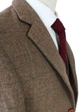 country herringbone tweed suit