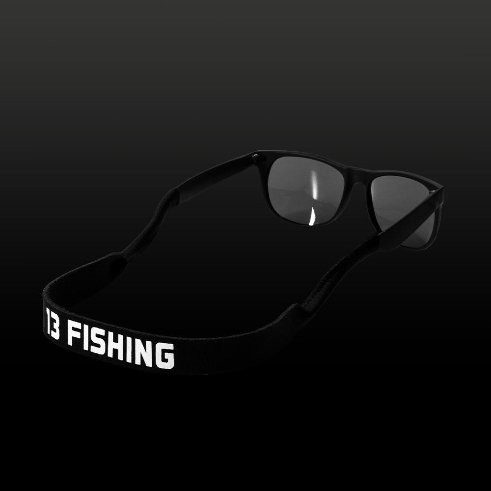 13 Fishing Croakies Sunglasses Holder - Direct Fishing Sales