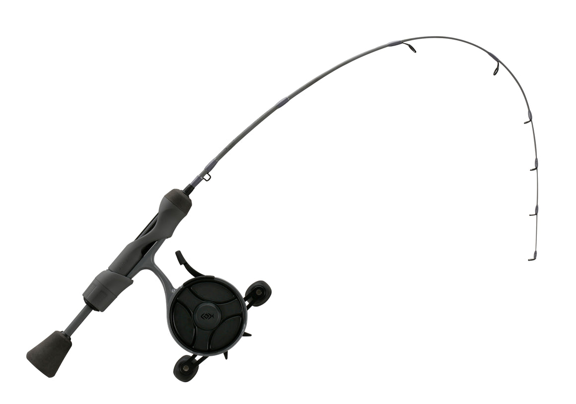 13 Fishing Black Betty Freefall Ghost Stealth Edition Combo - Direct Fishing Sales