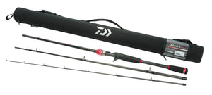 Daiwa Ardito-TR Travel Combo Spinning & Casting Rod - Direct Fishing Sales