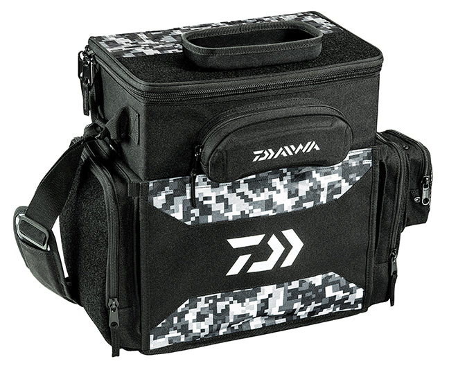 Daiwa Tactical Soft Sided Tackle Box - Direct Fishing Sales