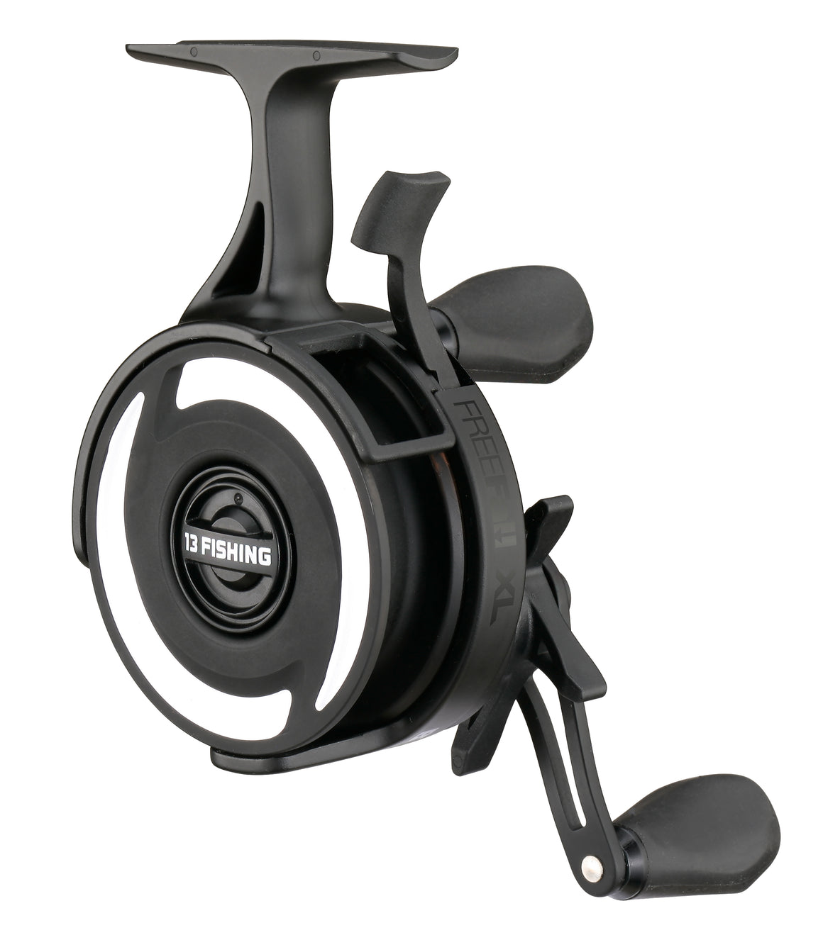 13 Fishing Black Betty FreeFall XL Ice Reel - Direct Fishing Sales