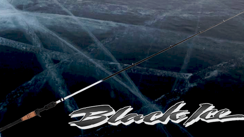 Duckett Black Ice Series Casting Rods - Direct Fishing Sales