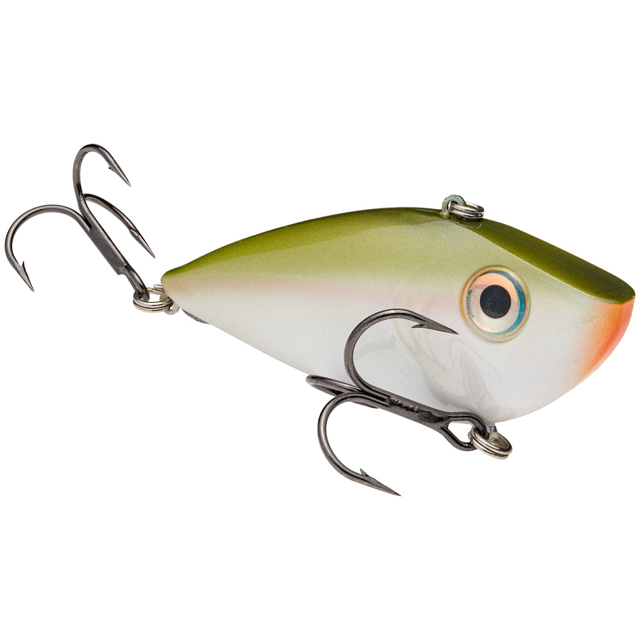Strike King Red Eye Shad Lipless Crankbait 3/4oz. - Direct Fishing Sales