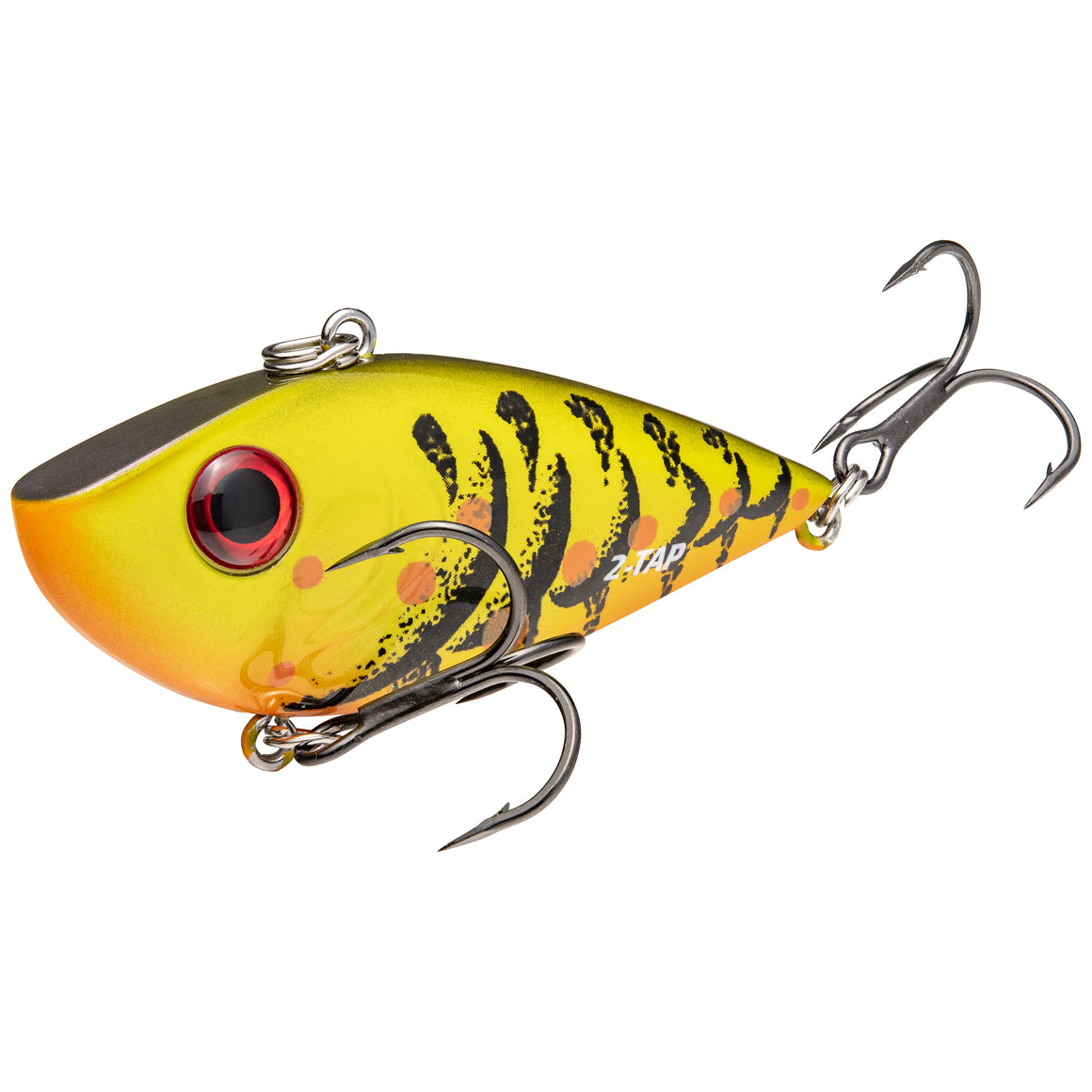 Strike King Red Eye Shad Tungsten 2-Tap Lipless Crankbait - Direct Fishing Sales
