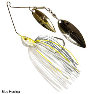 Z-Man SlingBladeZ Power Finesse Double Willow Spinnerbait - Direct Fishing Sales