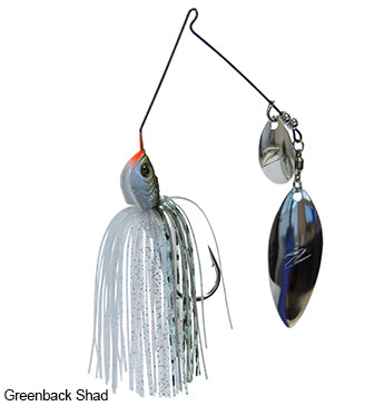 Z-Man SlingBladez Willow Colorado Spinnerbait - Direct Fishing Sales